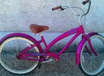 Bicicleta Nirve