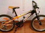 Bici Infantil Conor WRC
