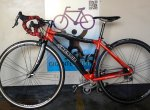Bicicleta carretera Mendiz