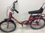 Bicicleta Jet Cross