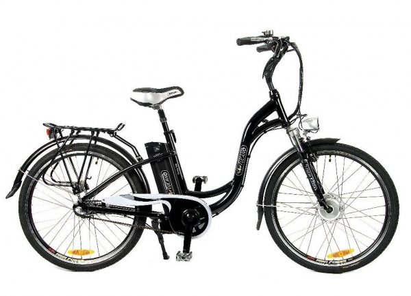Bici Eléctrica Estilo Nexus