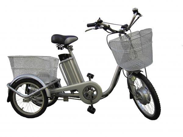 Triciclo Eléctrico Tucano