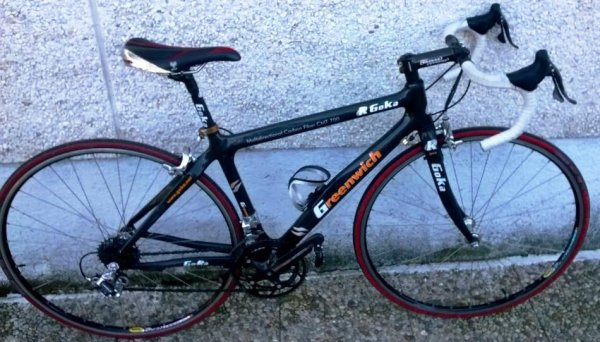 Bicicleta Carretera Gokka