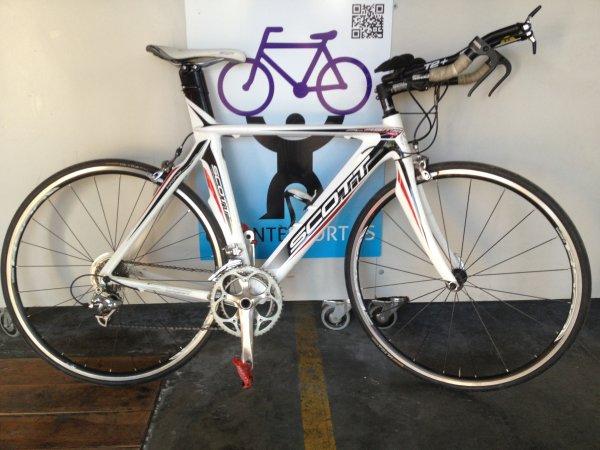 Bicicleta Scott Plasma