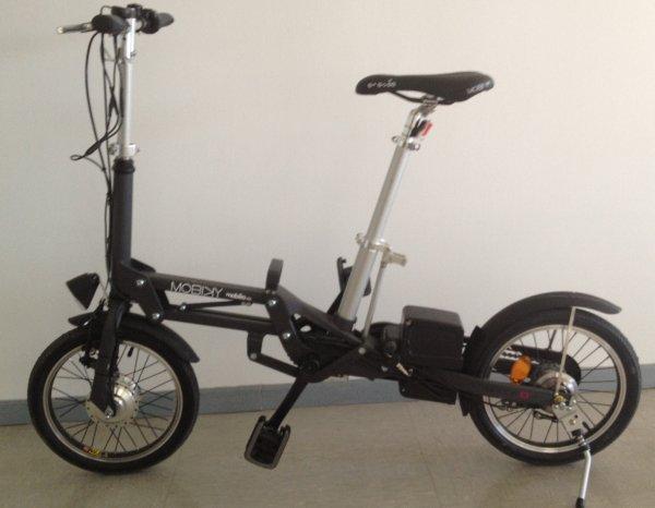 Bicicleta Mobiky