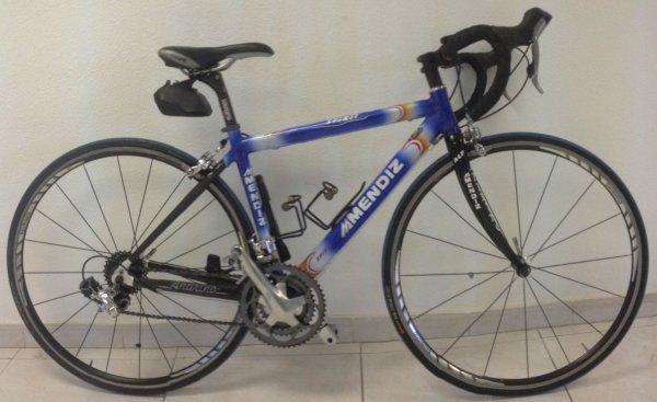 Bicicleta Mendiz Spirit